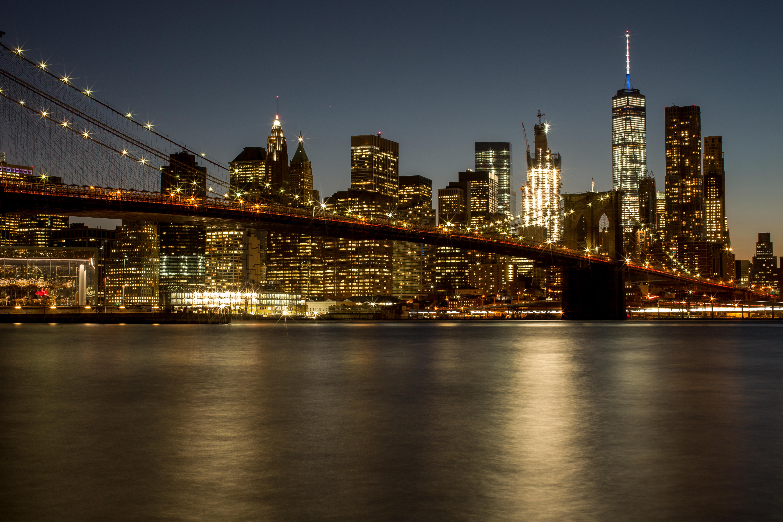 Manhattan night view example image 1