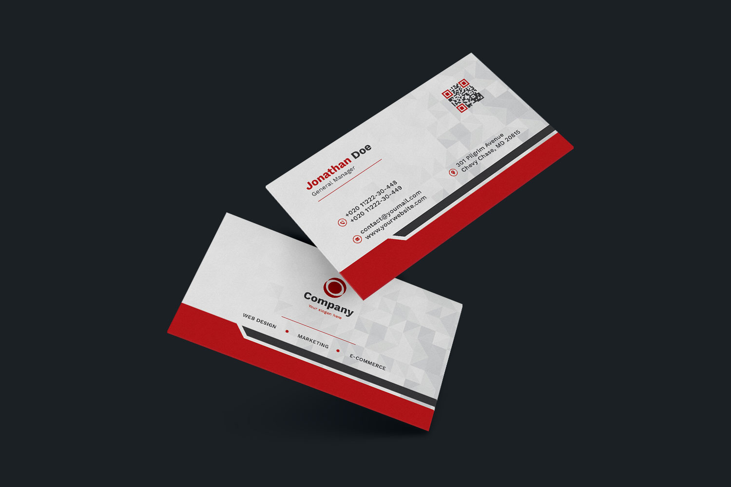 120 Business Card Bundle example image 7