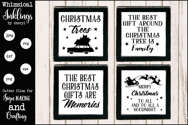 Christmas Cheer SVG Bundle SUPER SAVER example image 5