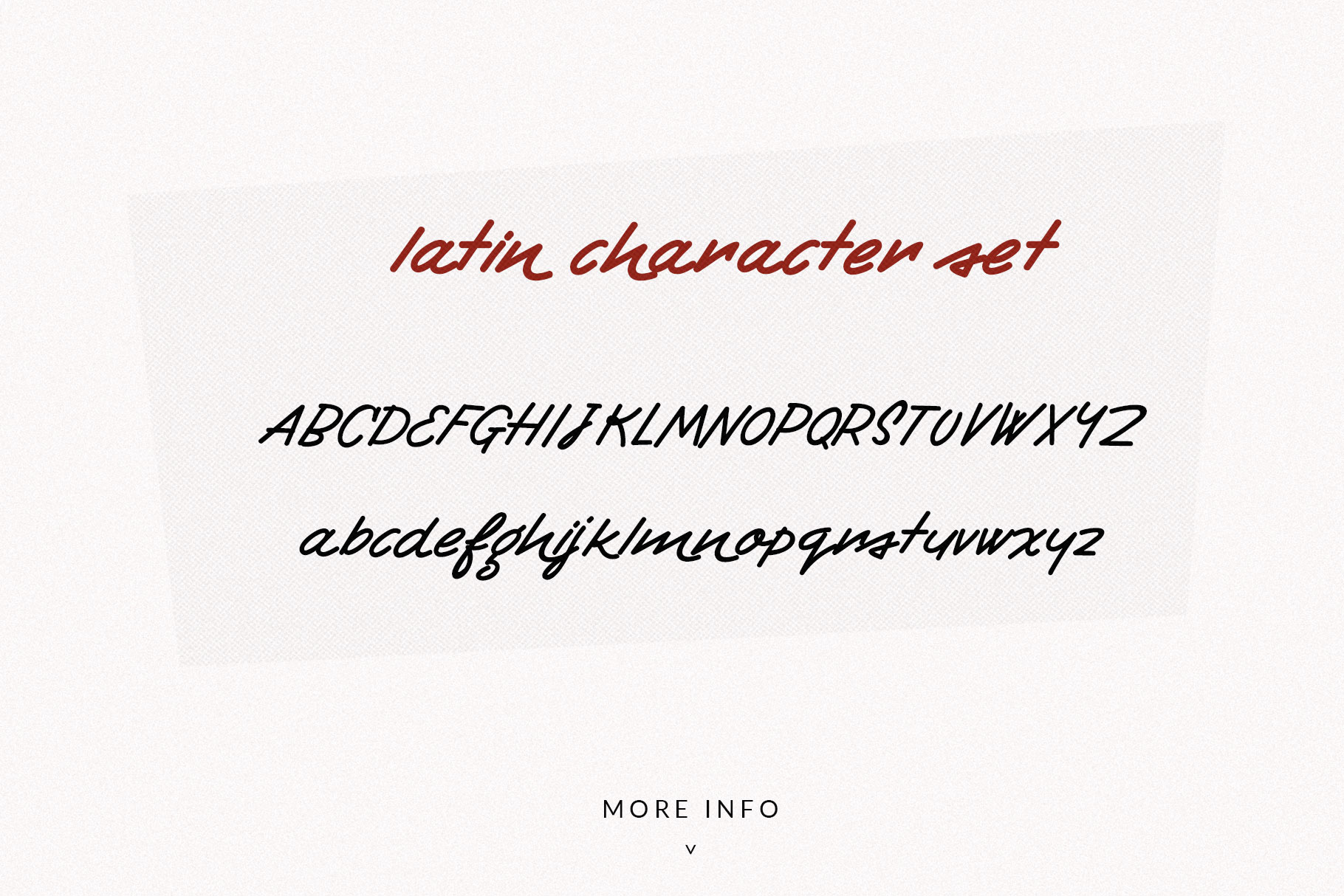 Retro Handwritten Font Fontryl example image 3