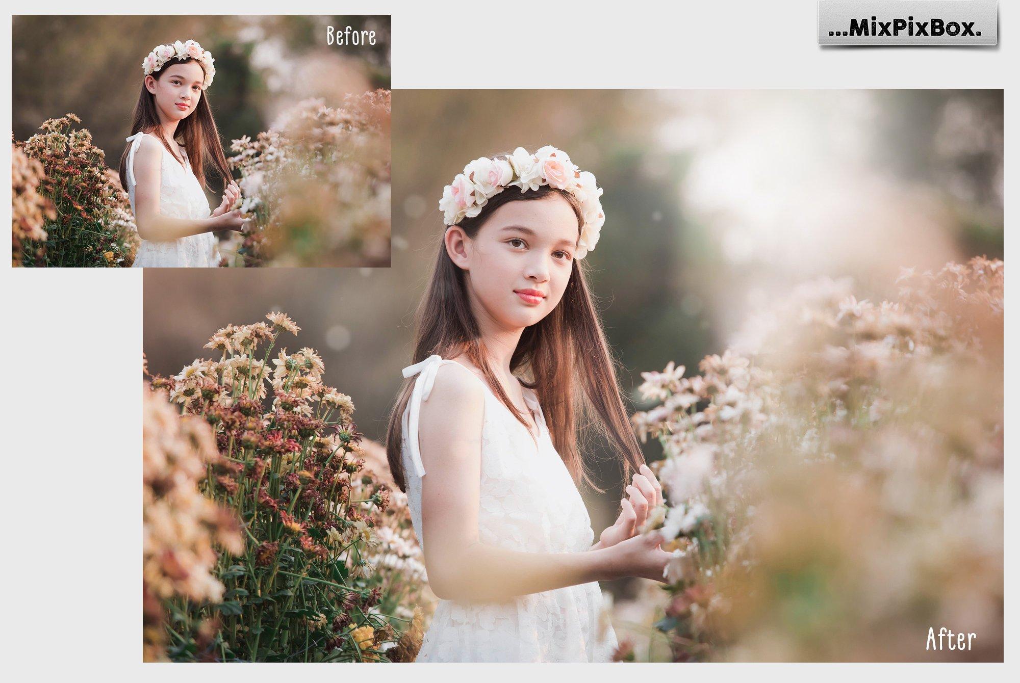 Extra Light Photo Overlays example image 3