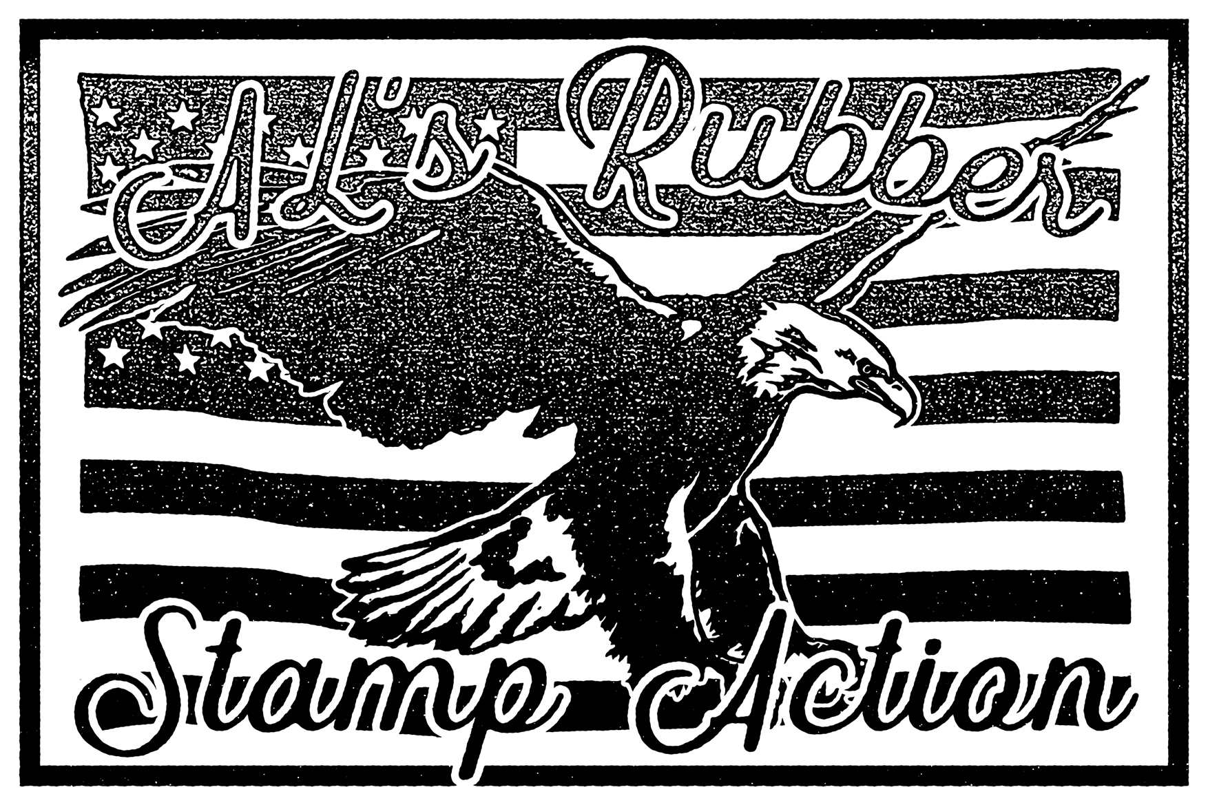 AL's Rubber Stamp Action Kit example image 8