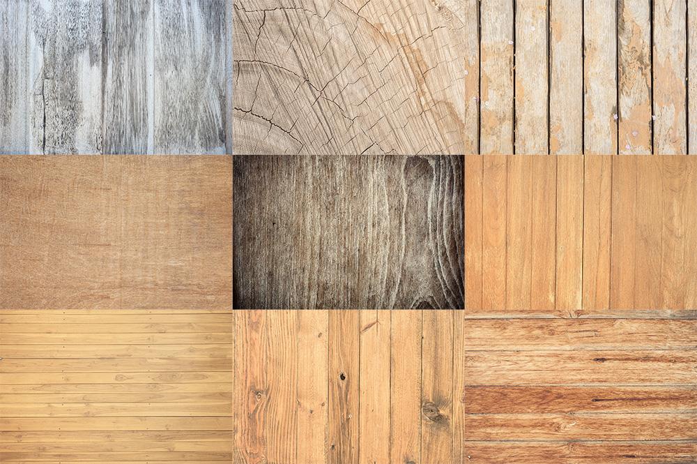 50 Wood Texture Background Set 02 example image 8
