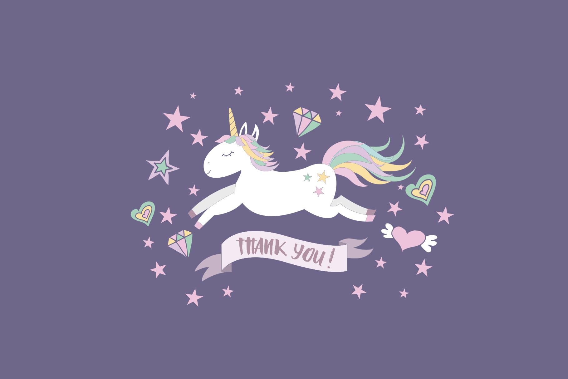 Unicorns are real set example image 5