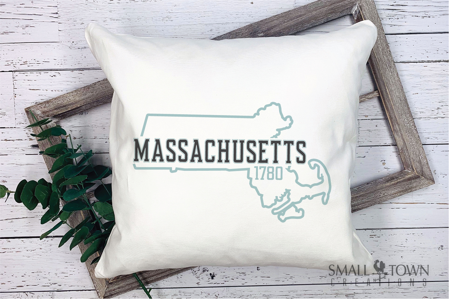 Massachusetts, Spirit of America, Logo, PRINT, CUT & DESIGN example image 9