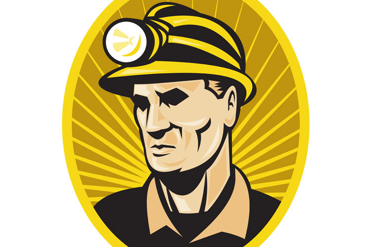 coal miner worker front example image 1