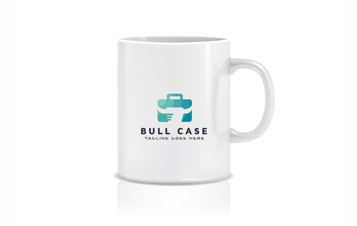 Bull Case Logo example image 3