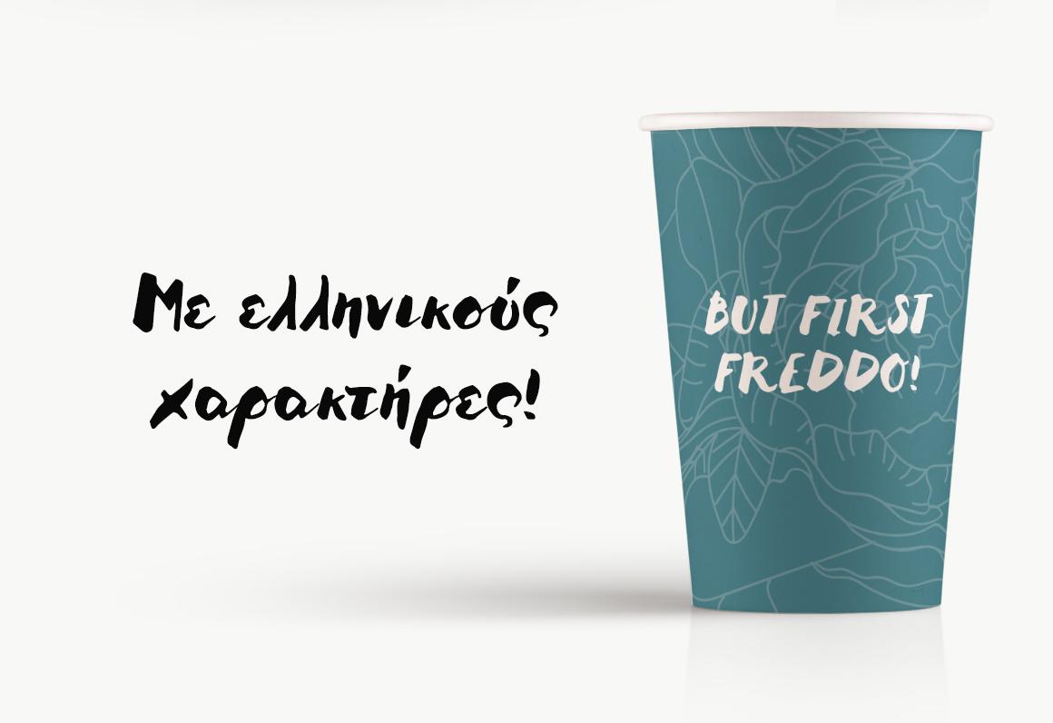 Melidia Font | HandBrushed example image 6