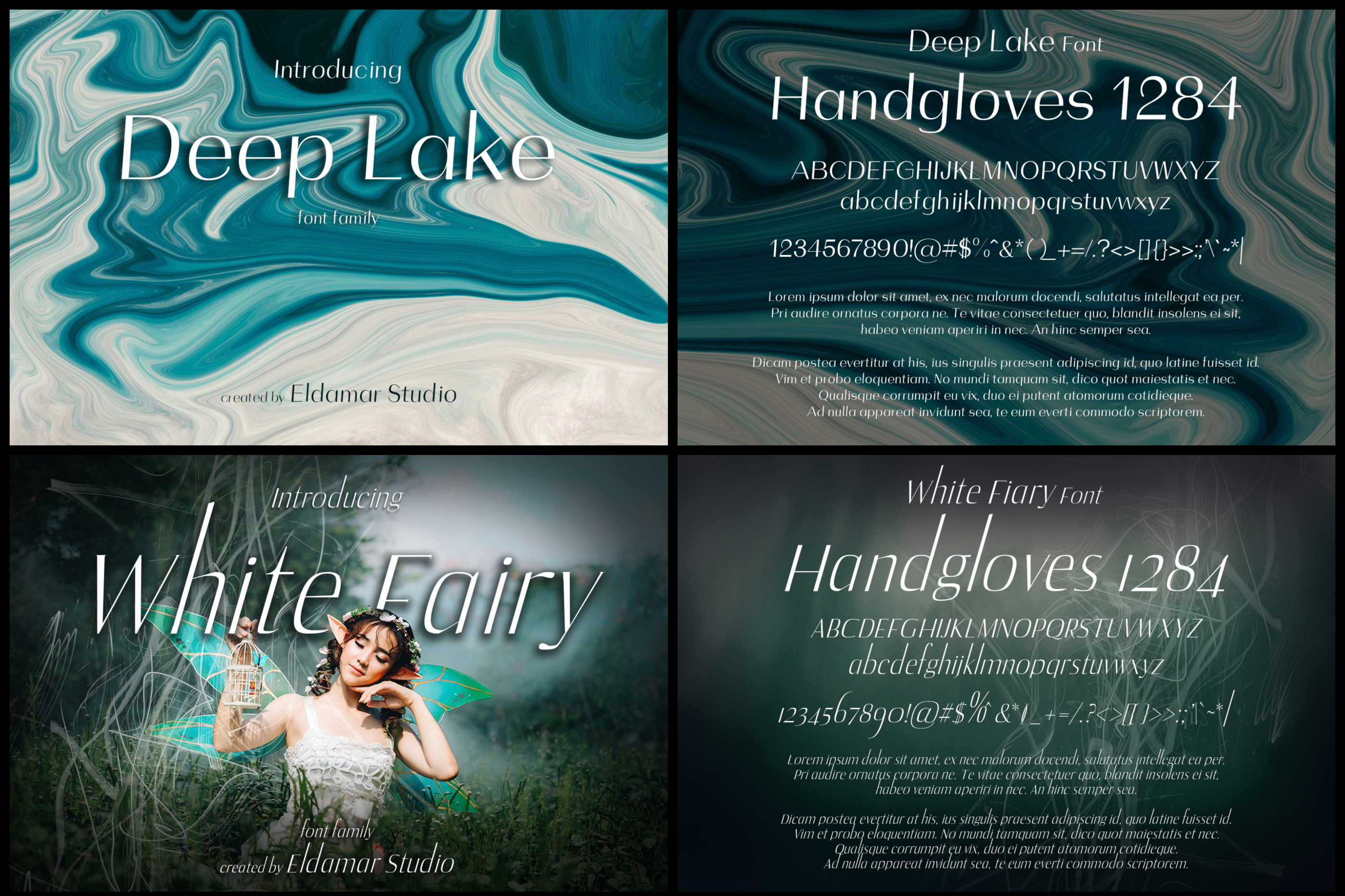 40 Creative Fonts example image 4