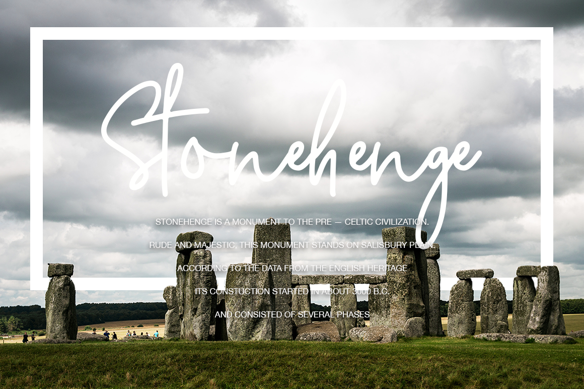 Stone Soul example image 7