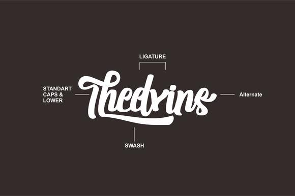 Shanthans Typeface example image 2