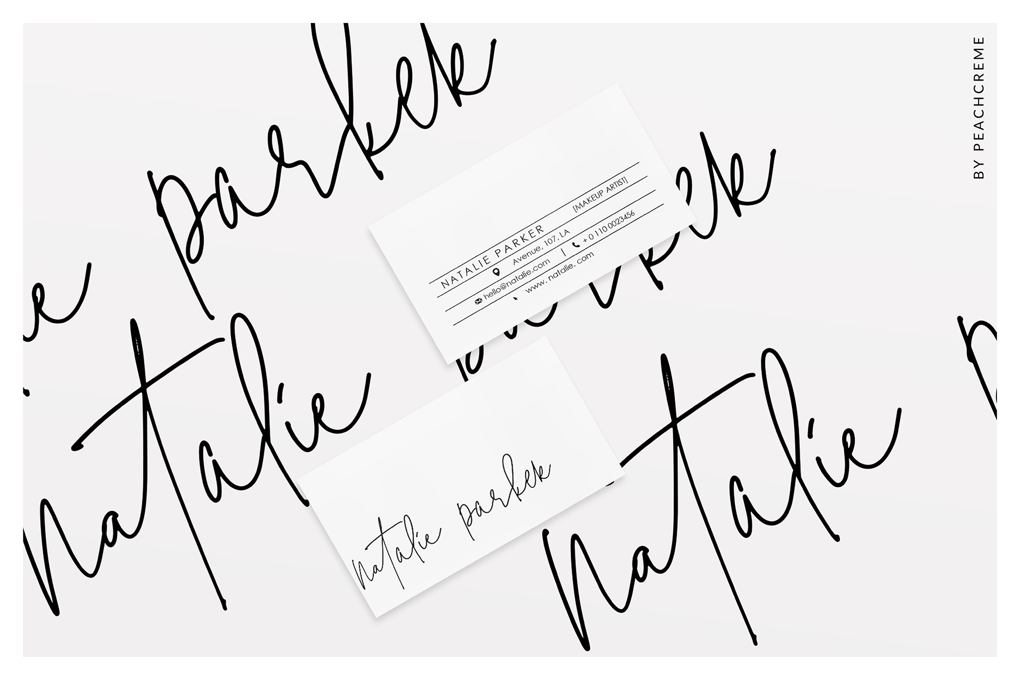 The Styled Edit- Chic Ligature Font example image 8