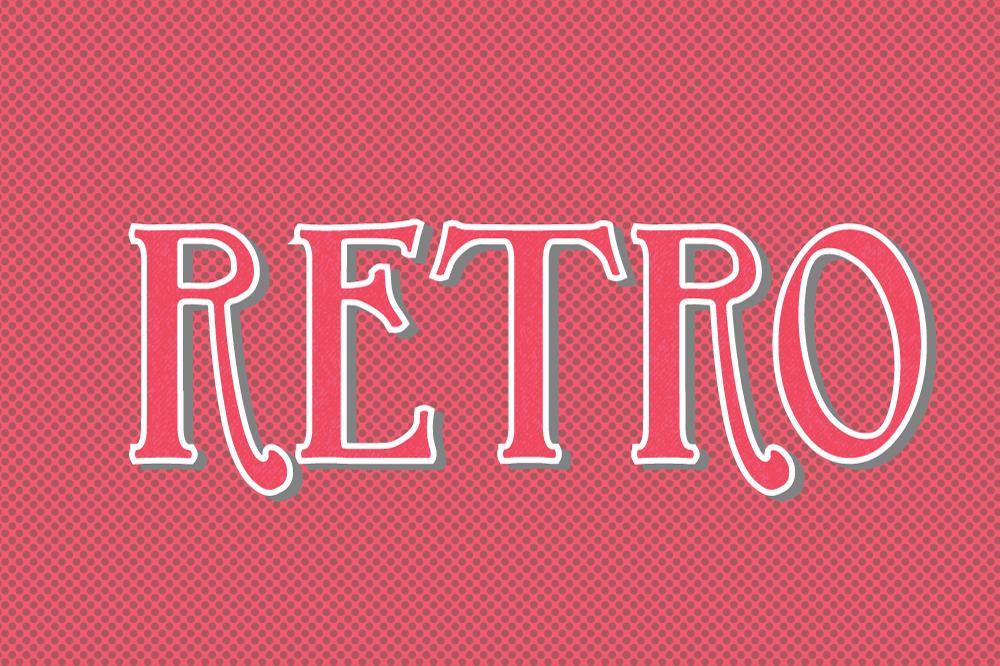 10 Retro Vintage Graphic Style for Adobe Illustrator example image 5