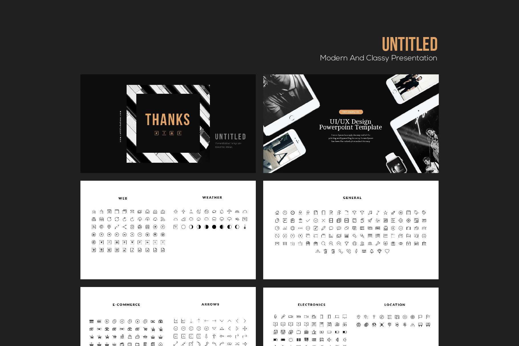 Untitled Business Keynote Template example image 8