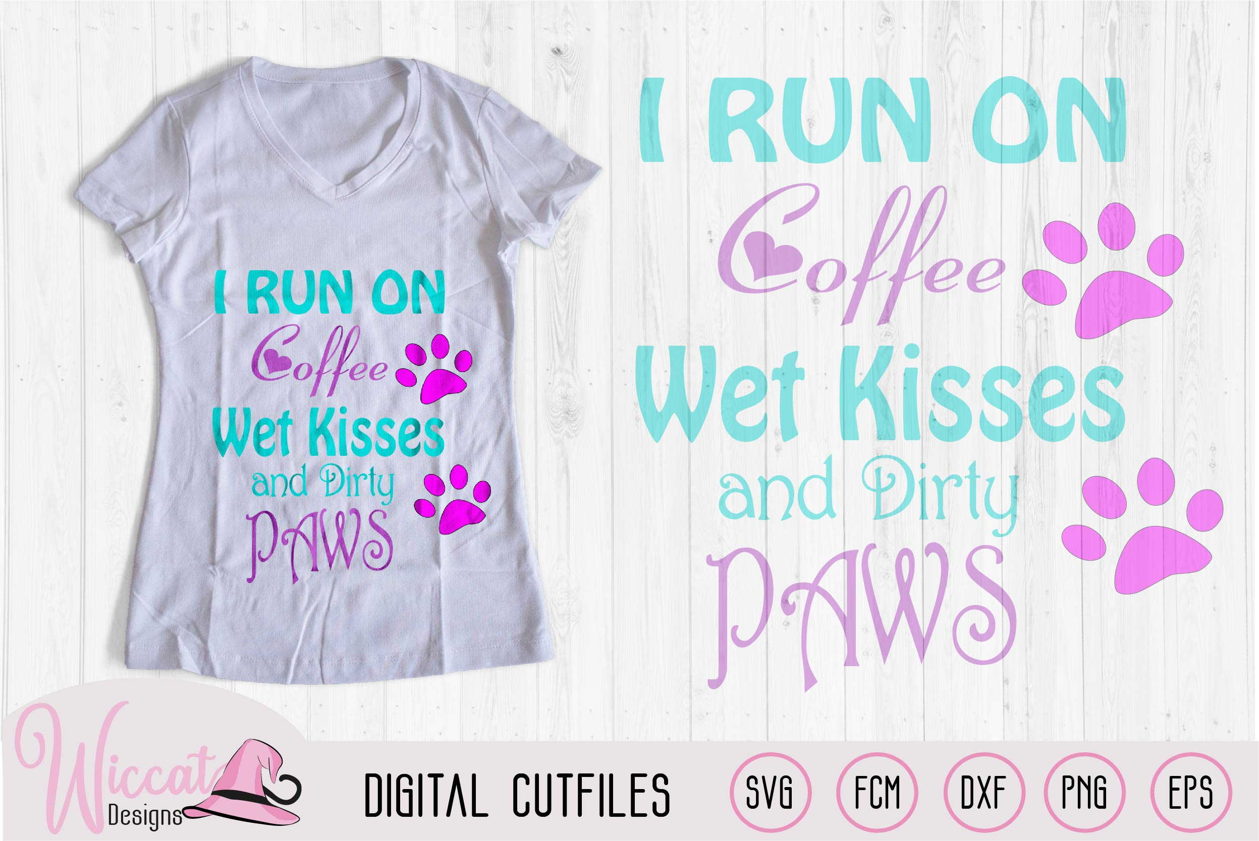 Dog quotes Bundle, Dog trainer, coffee and dog hair example image 4