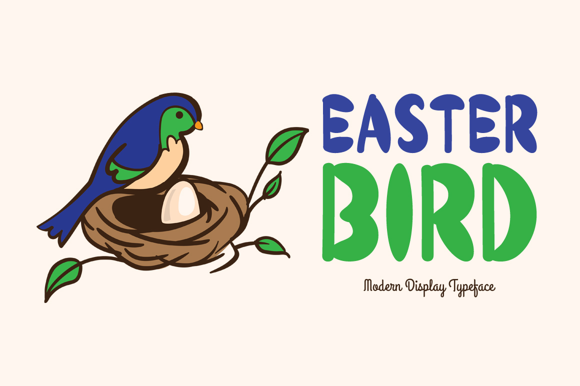 Easter Bird example image 1