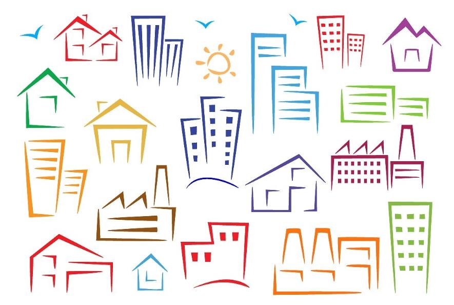 Corporate Business Logos set example image 1