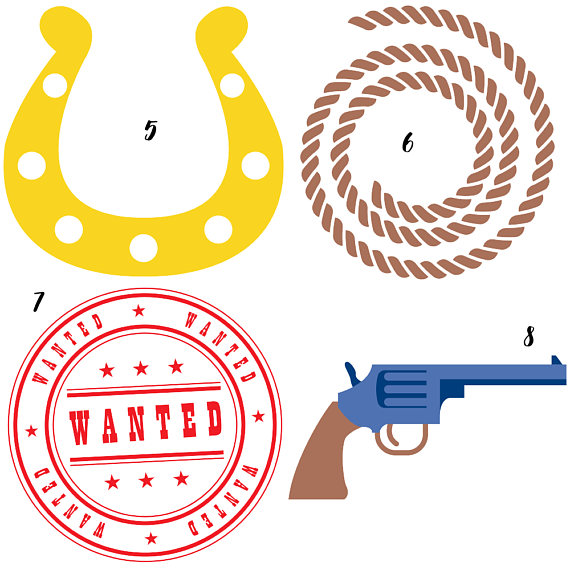 Cowboy Clipart example image 6