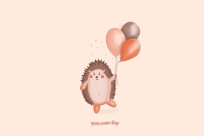 cute illustrations set example image 3