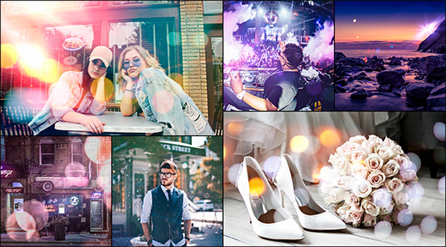 5000 Professional Photo Overlays example image 8