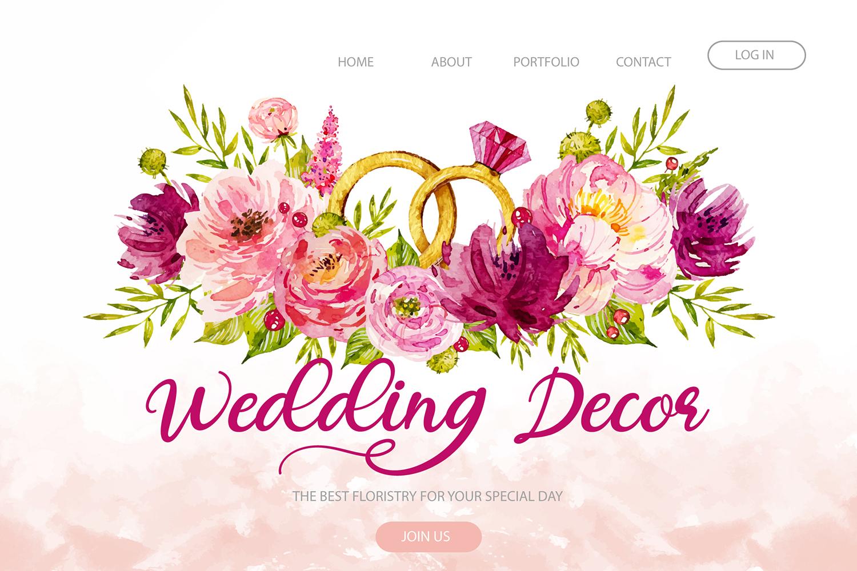 Reysha | Flower Script Font example image 4