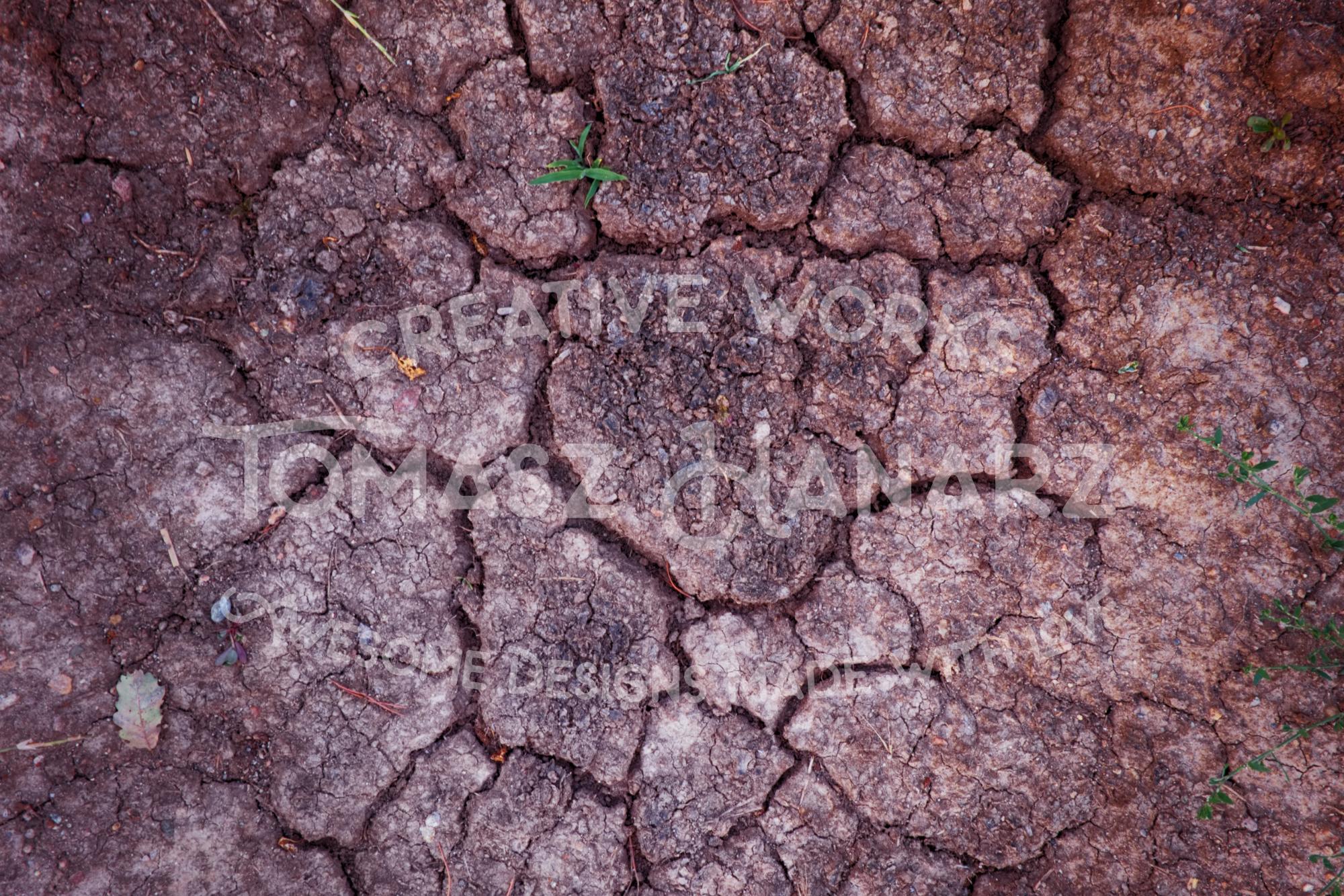 Seven Cracked Floor Backgrounds example image 4