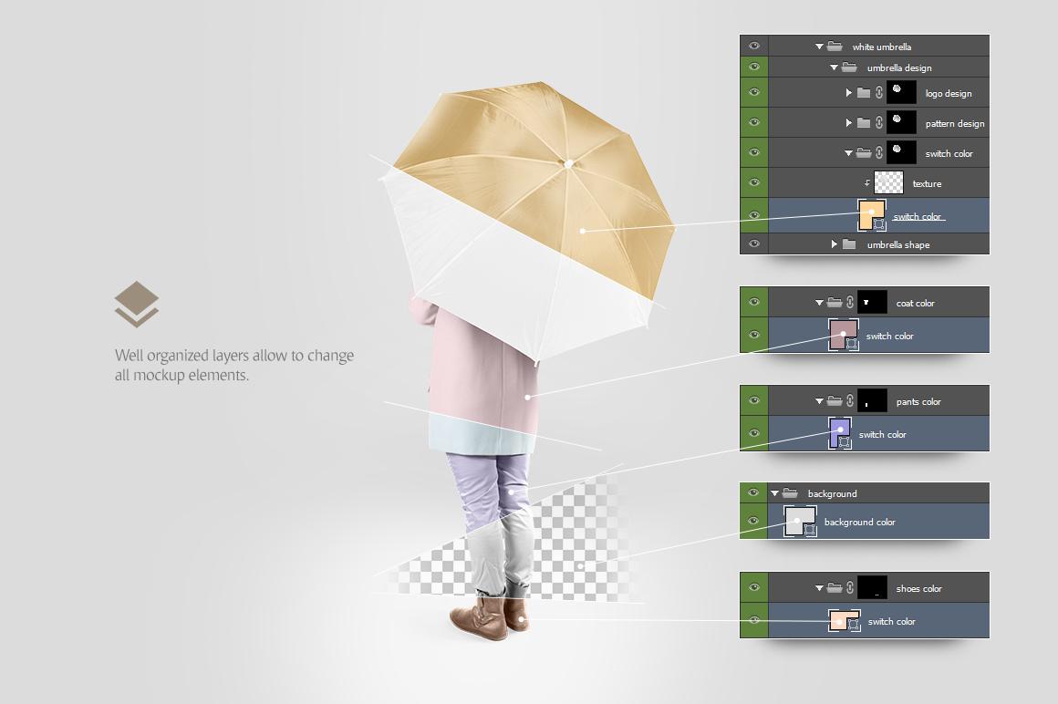 umbrella mockup example image 5