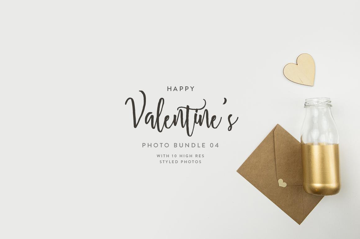 Valentine's Styled Photo Bundle - Natural Tones example image 5