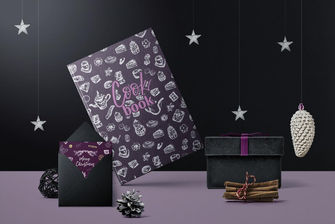 Sweet Christmas - vector example image 4