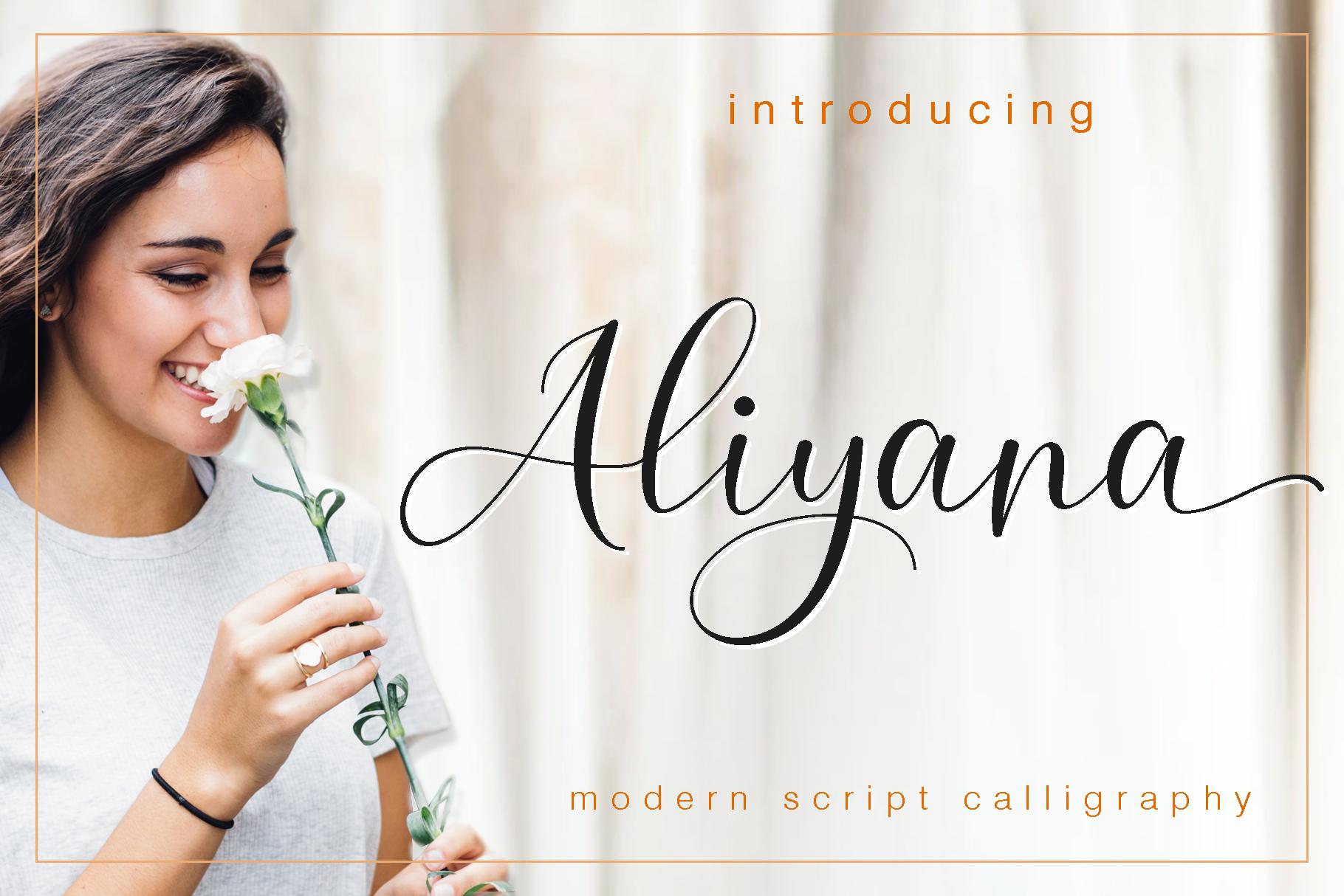 Aliyana example image 1