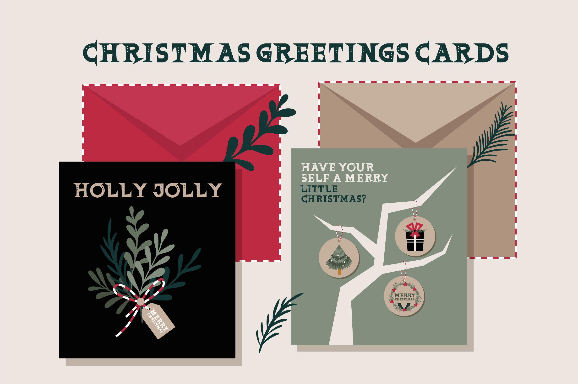 Christmas Glee example image 4