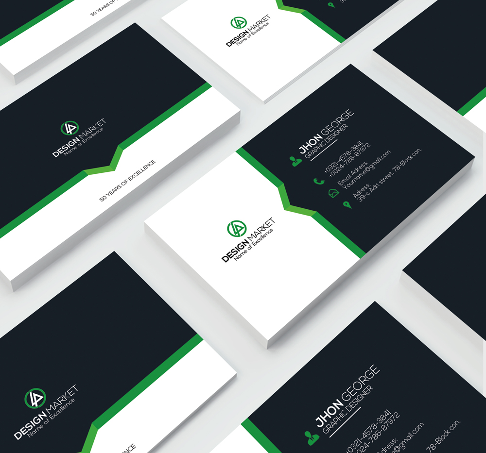 Simple Business Cards example image 4