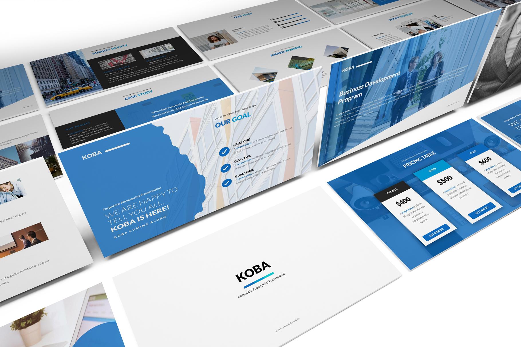 Koba Google Slides Presentation example image 10