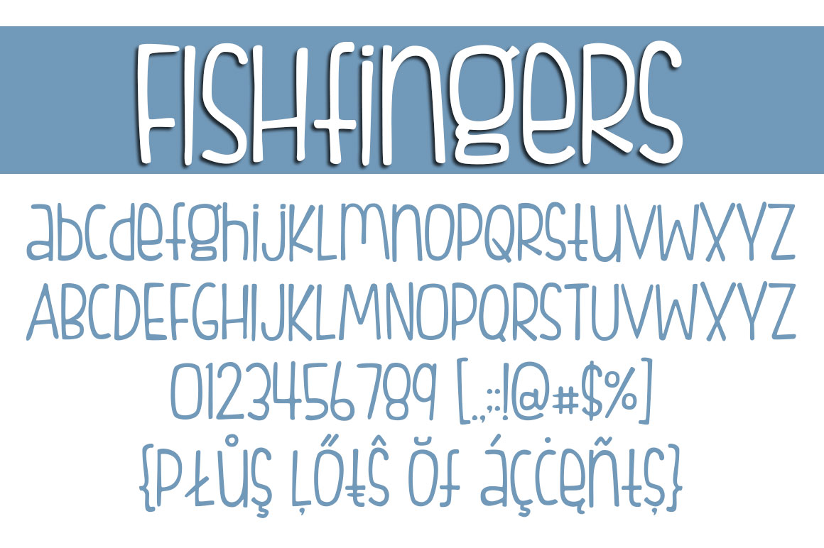 Fish Fingers example image 2