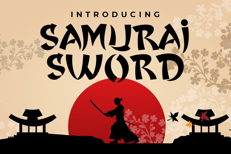 Samurai Sword  example image 1