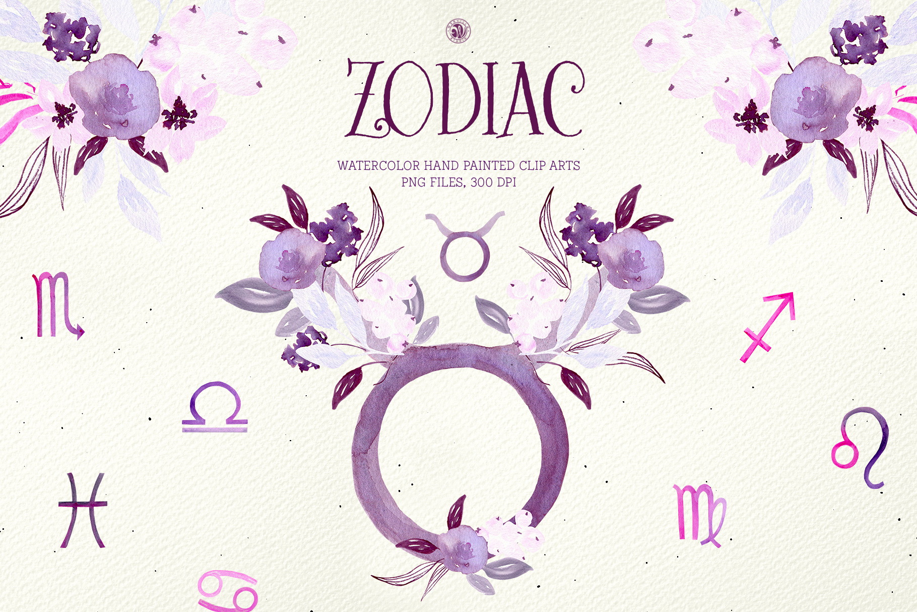 Zodiac Signs example image 1