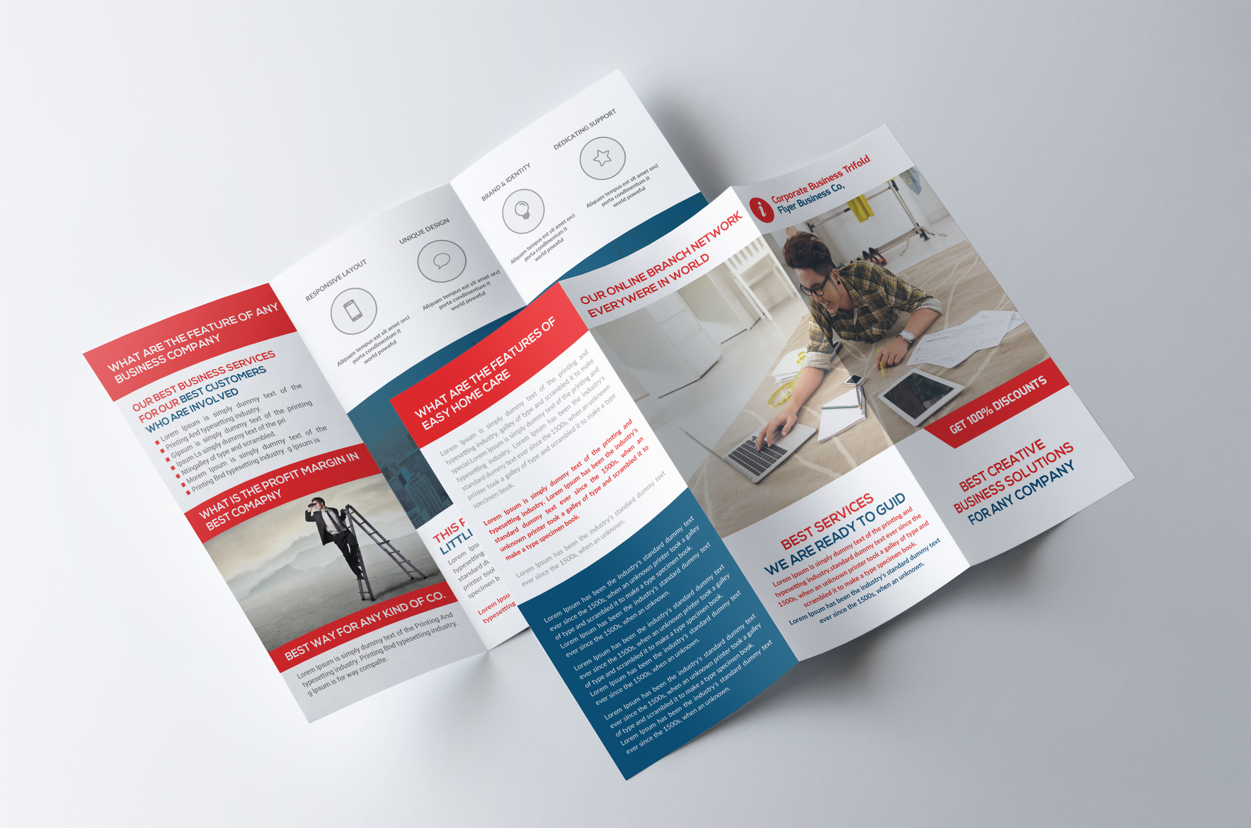 Trifold Brochure example image 3