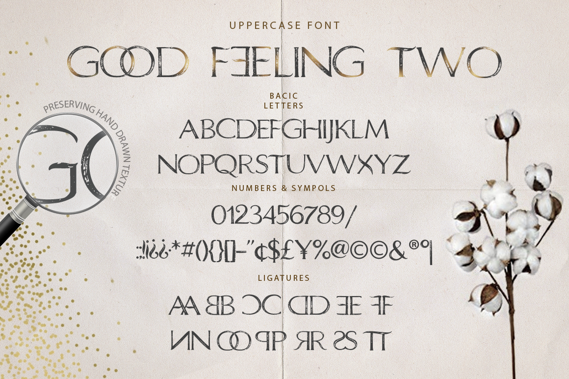 Good Feeling. Modern DUO Font. example image 15