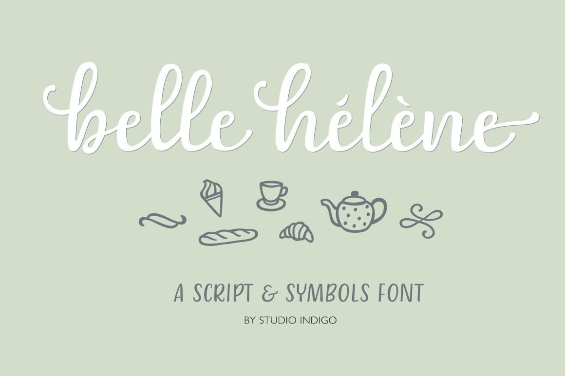 Belle Helene example image 1