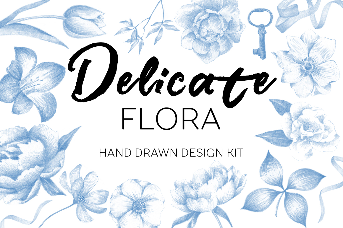 Delicate flora example image 1