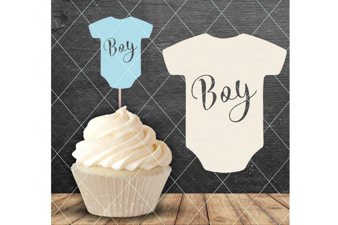 Baby boy svg, baby boy cake topper, pregnancy announcement example image 1