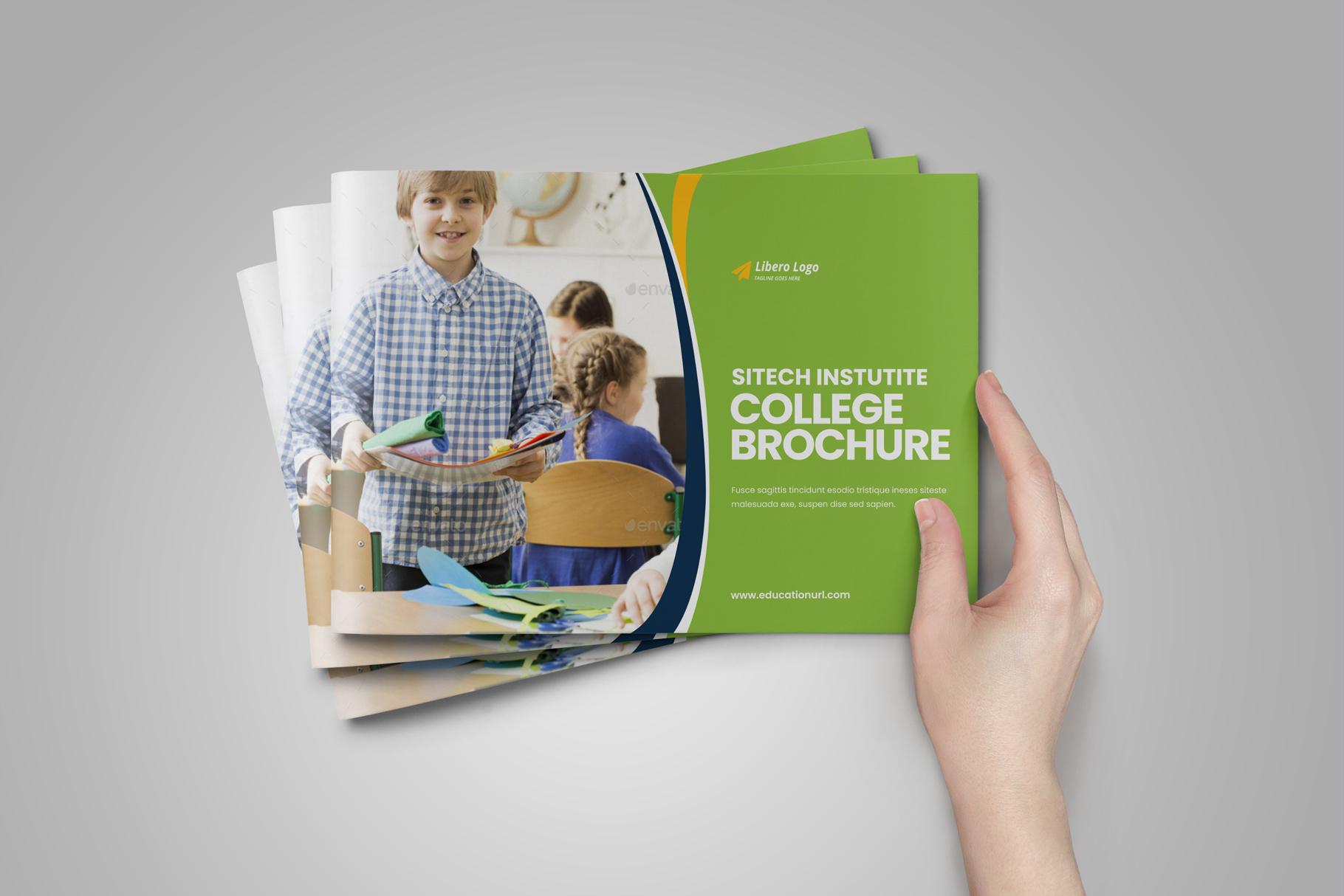 Education Prospectus Brochure v9 example image 10