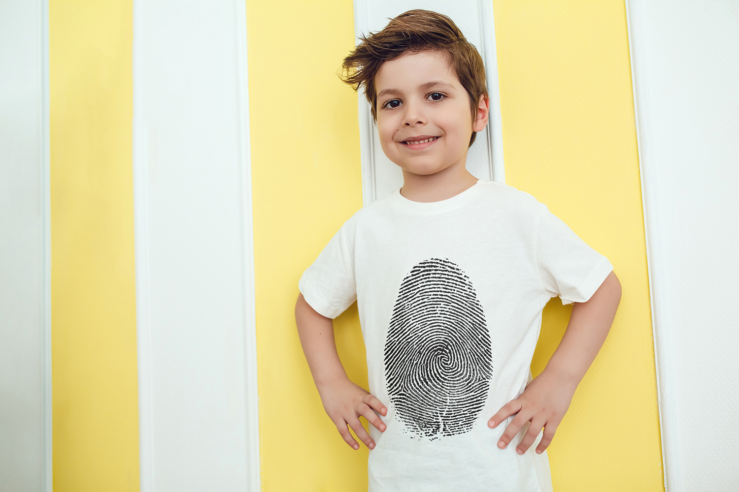 Kids T-Shirt Mock-Up Vol.2 2017 example image 5