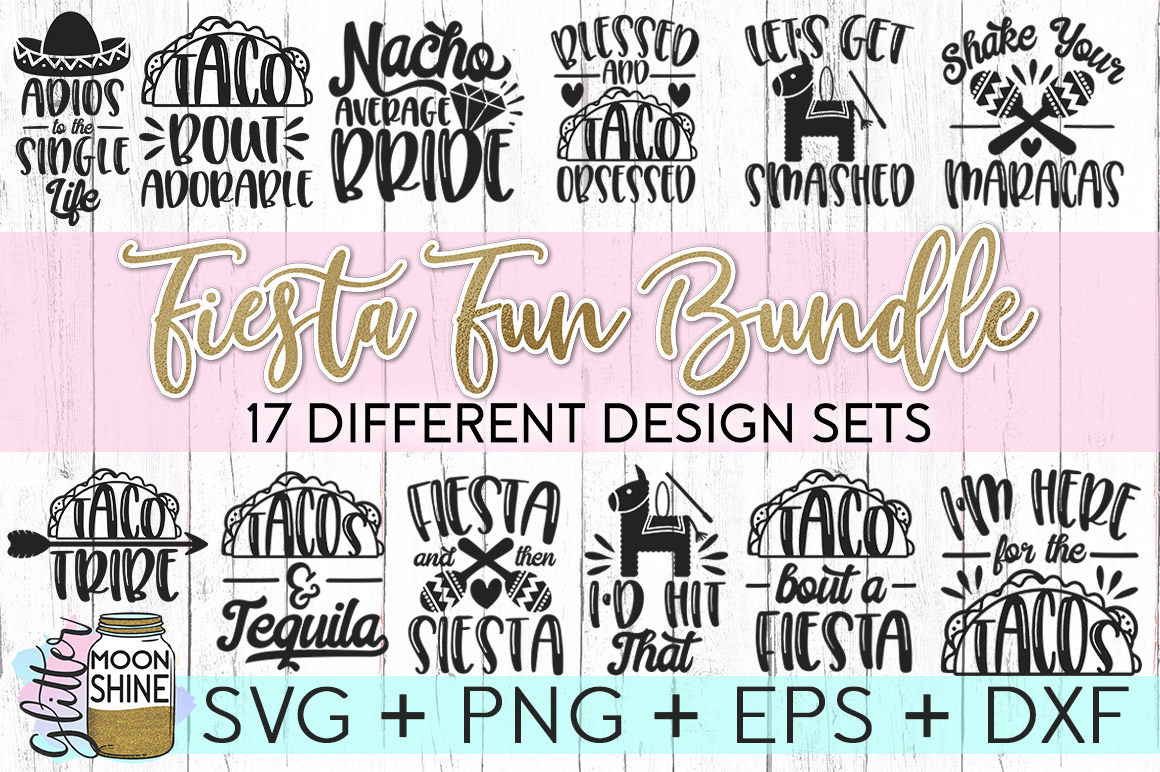 MEGA Bundle Over 700 SVG DXF PNG EPS Cutting Files example image 6