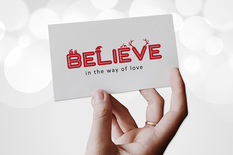 Love Santa - A Special Font For Christmas example image 4