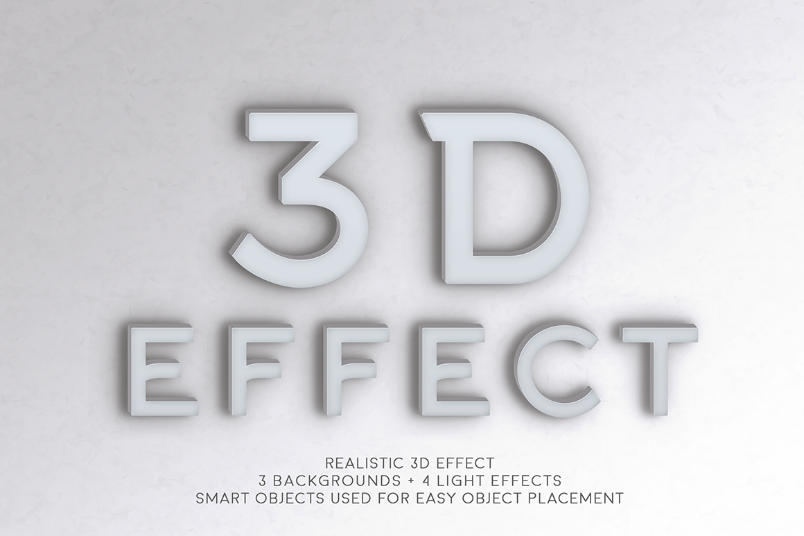 3D Effect example image 1