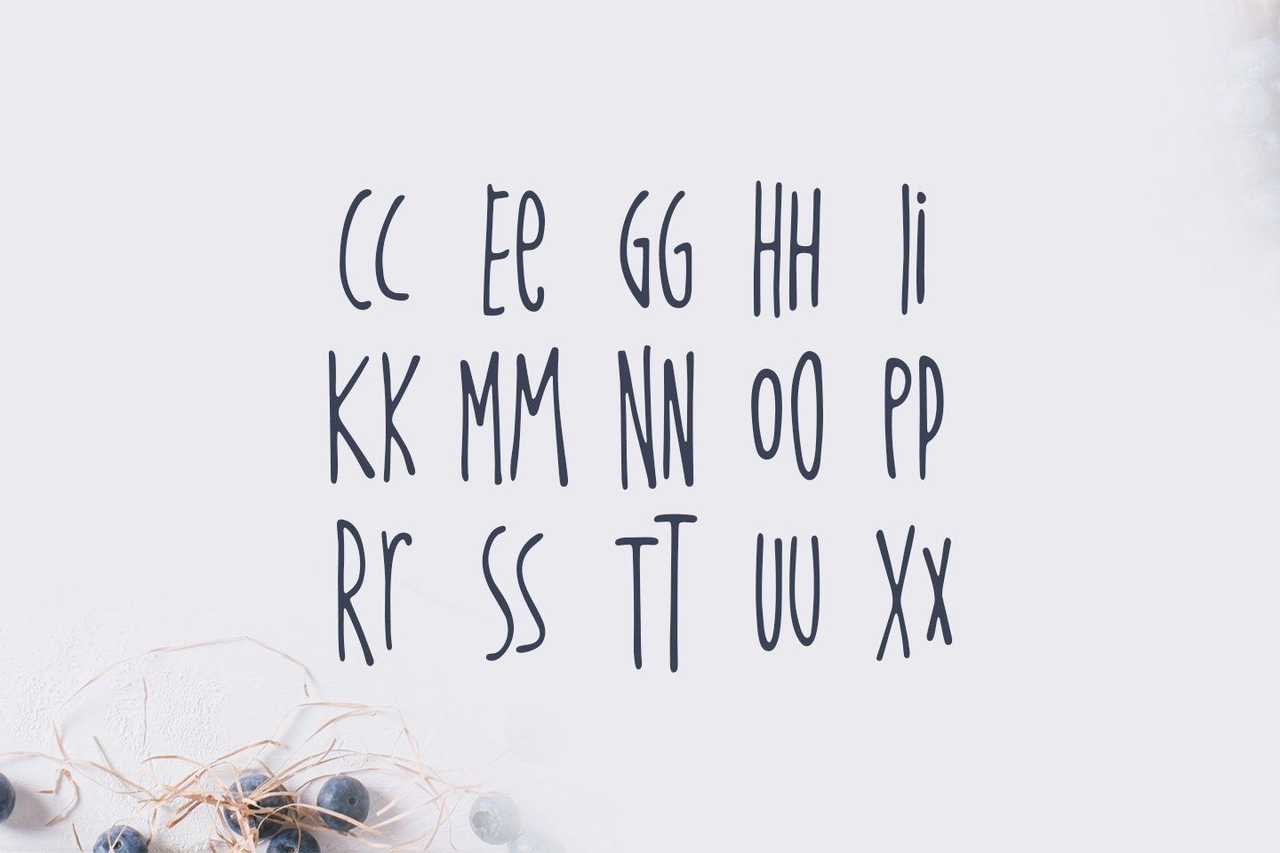 Periwinkle Typeface example image 4