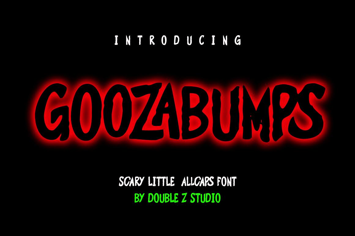 Goozabumps example image 3