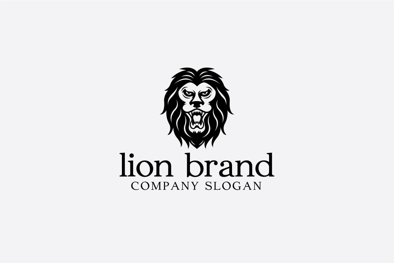 Lion Brand Logo example image 2