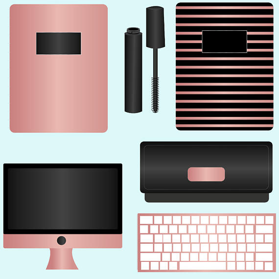 Woman Accessories Clipart example image 4